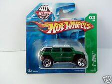 Hotwheels Treasure Hunt Rockster - New in Package - Short Card 2008