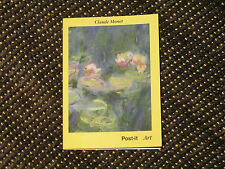 Monet Post it notes  Book