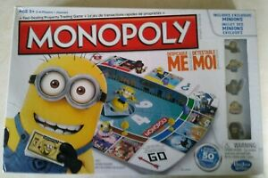 Monopoly (Despicable Me: Minion Made Edition 2013) Parts Only - You Choose