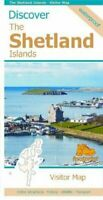 The Shetland Islands Visitor Map by Footprint maps 9781871149920   Brand New