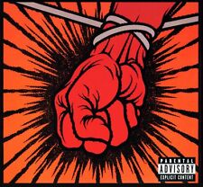 METALLICA - ST. ANGER - CD JEWELCASE NEW UNPLAYED