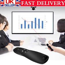 More details for 2.4ghz wireless presenter ppt clicker presentation remote control laser flip pen