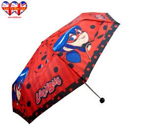 Ladybug Umbrella,Extendable Umbrella,Kids Umbrella,Officially Licensed