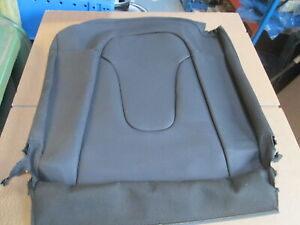 NEW GENUINE AUDI TT REAR LEFT LEATHER SEAT BACK REST COVER 8J8885805A25D