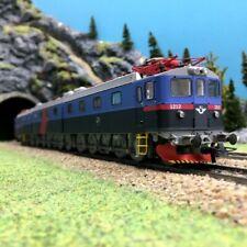 Locomotive Dm3 Ep V SJ digital son-HO 1/87-ROCO 72648