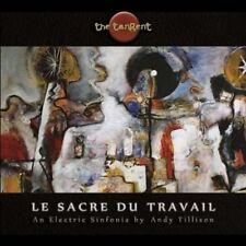 TANGENT, The-le sacra du travail + bonustr CD NUOVO OVP