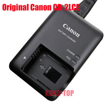 Genuine Canon CB-2LCE Charger For NB-10L PowerShot G1X G3X G15 G16 SX50HS SX60HS