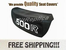 [B4] HONDA XR500 R XR500R 1981 - 1982 SEAT COVER [HCLVS]