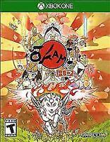 Okami - Xbox One 1 - NEW & SEALED!