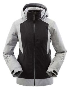 NWT Spyder Women's Voice Gore-Tex Ski Jacket Black Size 2