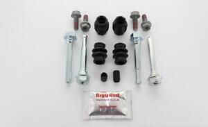 for AUDI A3 2012-2020 Front L & R Brake Caliper Slider Bolt Guide KIT (H1458AX)