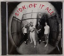 SICK OF IT ALL: 1997 Revelation Records Punk CD Rare OOP SEALED