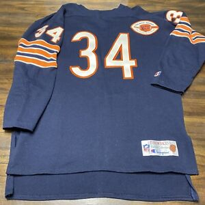 Vintage Chicago Bears Jersey Style Tee  90s  Vintage Champion  Bears  Jersey  L
