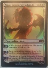 Ajani, Meneur de la Bande PREMIUM / FOIL VF - French Caller of the Pride - Mtg