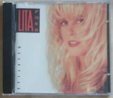Lita Ford - Stiletto (CD)