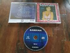 Sabrina Salerno - Best (Boys / Chico Latino / Like a YoYo/All of Me) Cd Perfetto