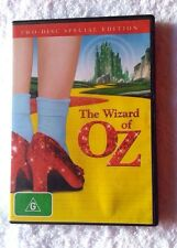 The Wizard Of Oz (DVD, 2005, 2-Disc Set) R-4, LIKE NEW, FREE POST IN AUSTRLIA