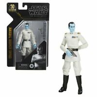 """Star Wars The Black Series Archive Grand Admiral Thrawn 6"""" Inch Action Figure"""