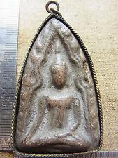 Phra Khun Paen,Phan,Kru Ban Krang,Supanburi ,Phim Bai Mayom Buddha Amulet
