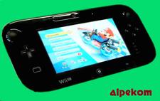 original Nintendo Wii U Gamepad Controller für Wii U Konsole SCHWARZ