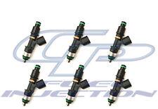 6x 550cc NISSAN SKYLINE R33 GTS-T RB25DET BOSCH EV14 Fuel Injectors
