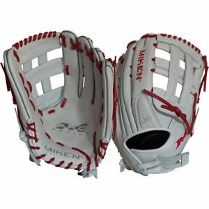 "Miken PRO Series Fielding Glove (13.5"") - PRO135-WS - LHT Left Hand Throw"