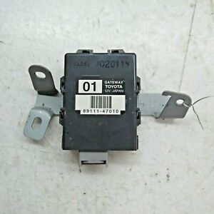 2001-2003 Toyota Prius OEM Gateway Control Module Unit 8911147010