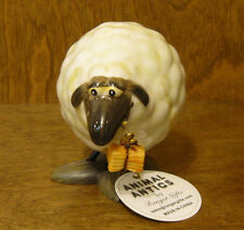 "ANIMAL ANTICS BOBBLES #4829-6 SHEEP, 3"" NEW From Retail Store Mint/Box by RANGER"