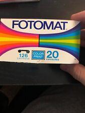 fotomat Vintage Film