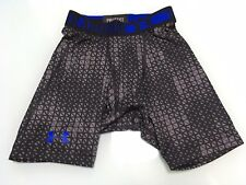 Under Armour Men's UA HeatGear Sonic Printed Compression Shorts - Small