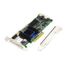 Adaptec ASR-6805 8-port 6G SAS 512MB Cache 8-lane PCIe RAID 0, 1, 5, 6, 10, 50