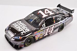 2009 Tony Stewart #14 Office Depot GUNMETAL ARC 1/24 Diecast Car