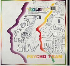 LP 7031  BOLERO SCANNER LIGHT SHOW  PSYCO TEAM