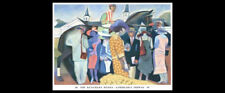 Churchill Downs 128th KENTUCKY DERBY 2002 OFFICIAL POSTER Horse Racing Action