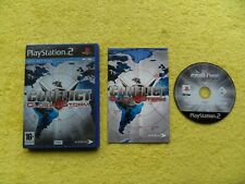 CONFLICT GLOBAL STORM - sony playstation 2 / PS2