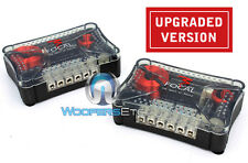 (2) FOCAL XO-K2P K2 POWER UPGRADED VERSION 2WAY CROSSOVERS FROM 130KP 100KP