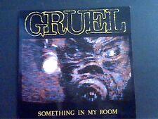 GRUEL  Something In My Room  LP  Hardcore     NEAR-MINT !!