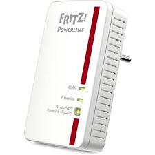 AVM Powerline FRITZ Adapter 1.200 MBit/s WLAN-Access Point Stecker