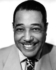 American Jazz Artist Duke Ellington Glossy 8x10 Photo Print Portrait Poster