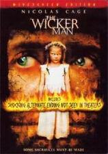 The Wicker Man (DVD, 2006) USED