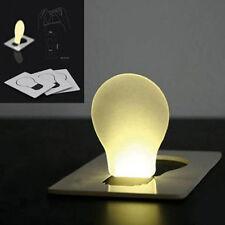 LED Pocket card Wallet Light Funny-Credit Card Size best gift AUU