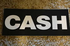 Johnny Cash Sticker (S417)