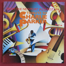 TRIBUTE TO CHARLIE PARKER FROM THE NEWPORT FESTIVAL   CD USA