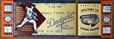 Ramon Martinez No Hitter Ticket Stub 7/14/1995 LA Dodgers vs Florida Marlins L1