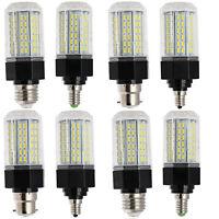 Dimmable E26 E12 E27 E14 B22 LED Corn Bulb Light Lamp 70W - 120W Equivalent RD96