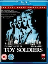 Toy Soldiers The Cult Movie Collection Blu-ray Region B