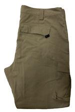 Arborwear Nylon Cargo Pants Mens 40 X 34 Brown Heavyweight Forest Hiking Wear