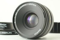 """EXC+5 w/ Hood"" Mamiya G 75mm F3.5 L MF Lens For New Mamiya 6 from Japan #297"