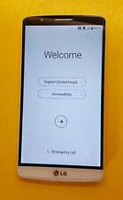 LG G3 D855 - 16GB-Blanco (Desbloqueado) Teléfono Inteligente