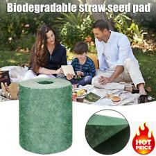20*300cm Biodegradable Grass Seed Mat Fertilizer Garden Picnic No Seeds Best